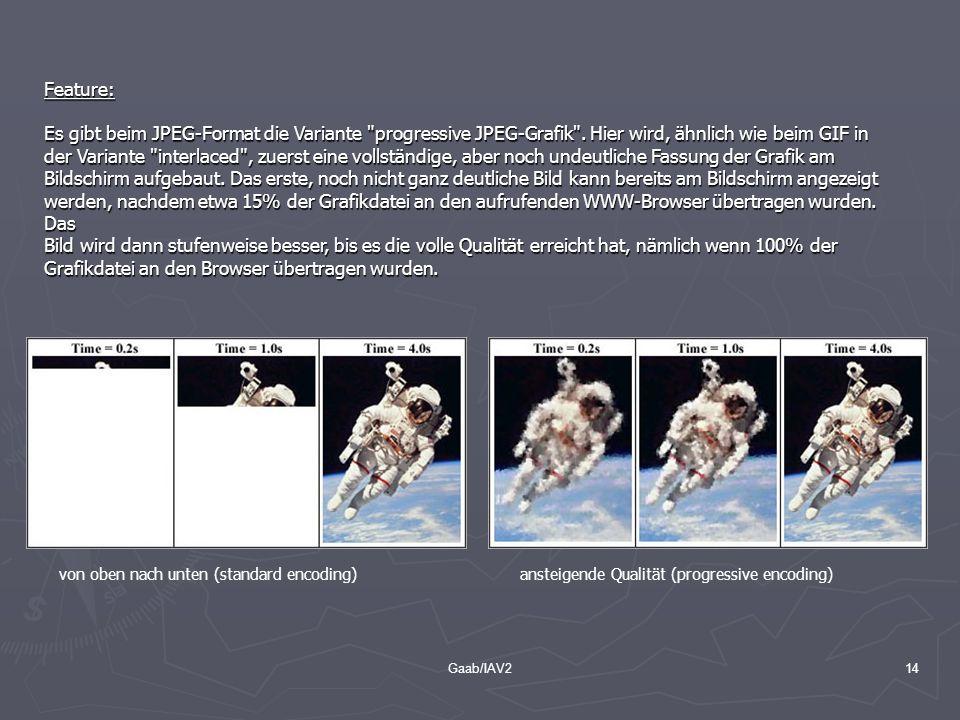 Gaab/IAV214 Feature: Es gibt beim JPEG-Format die Variante