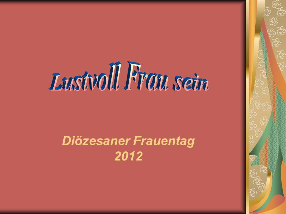 Diözesaner Frauentag 2012