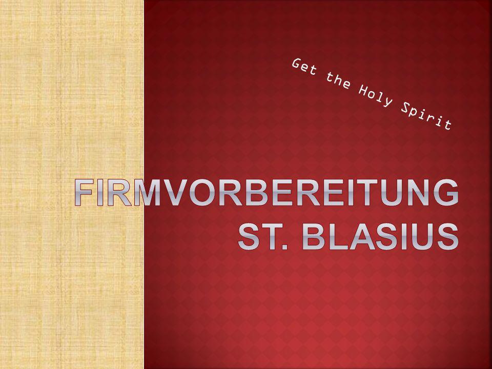 Firmvorbereitung im PV 6: St.Blasius Lehen Liefering Mülln St.
