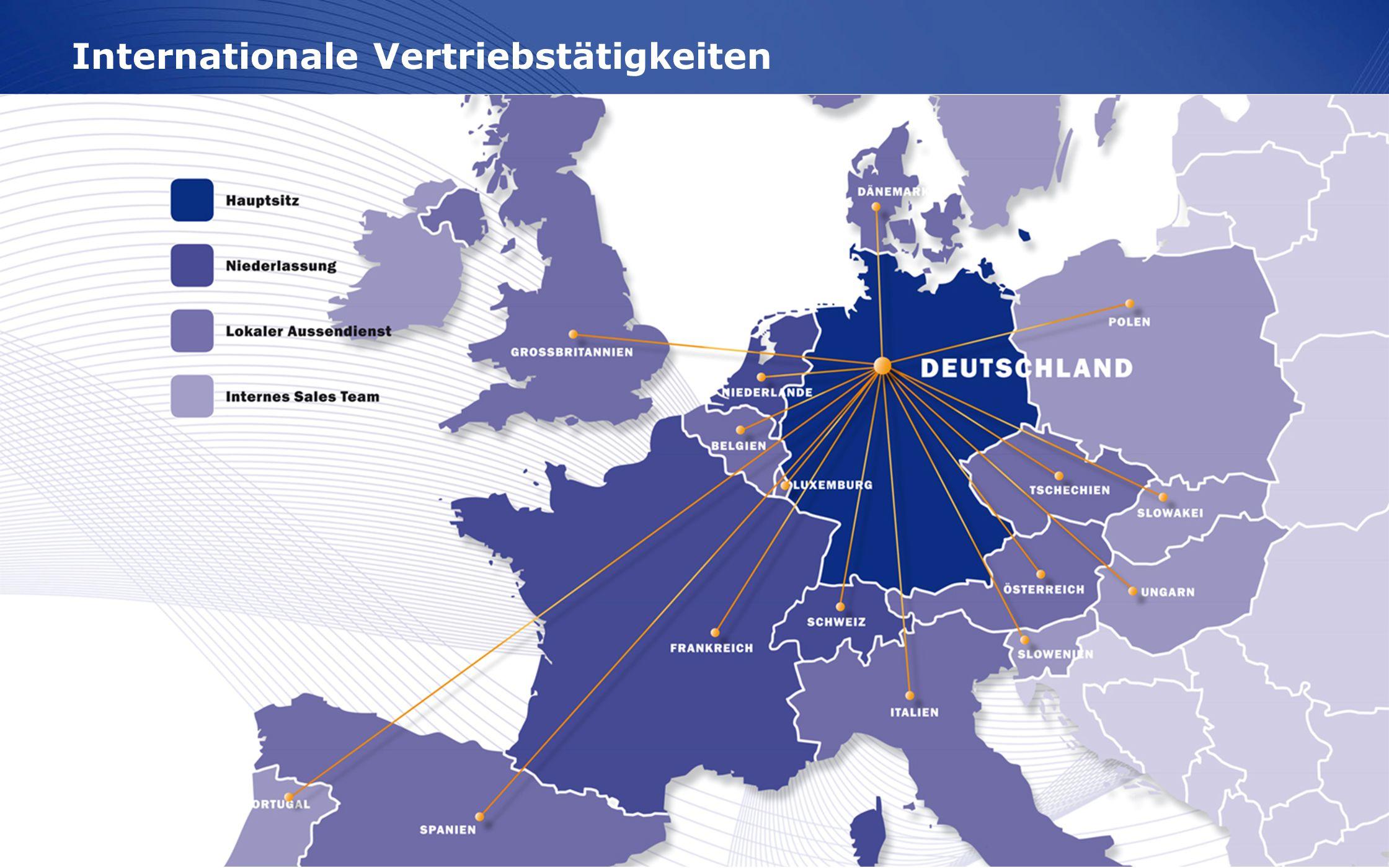 www.wortmann.de Im- und Export als KernkompetenzInternationale Vertriebstätigkeiten