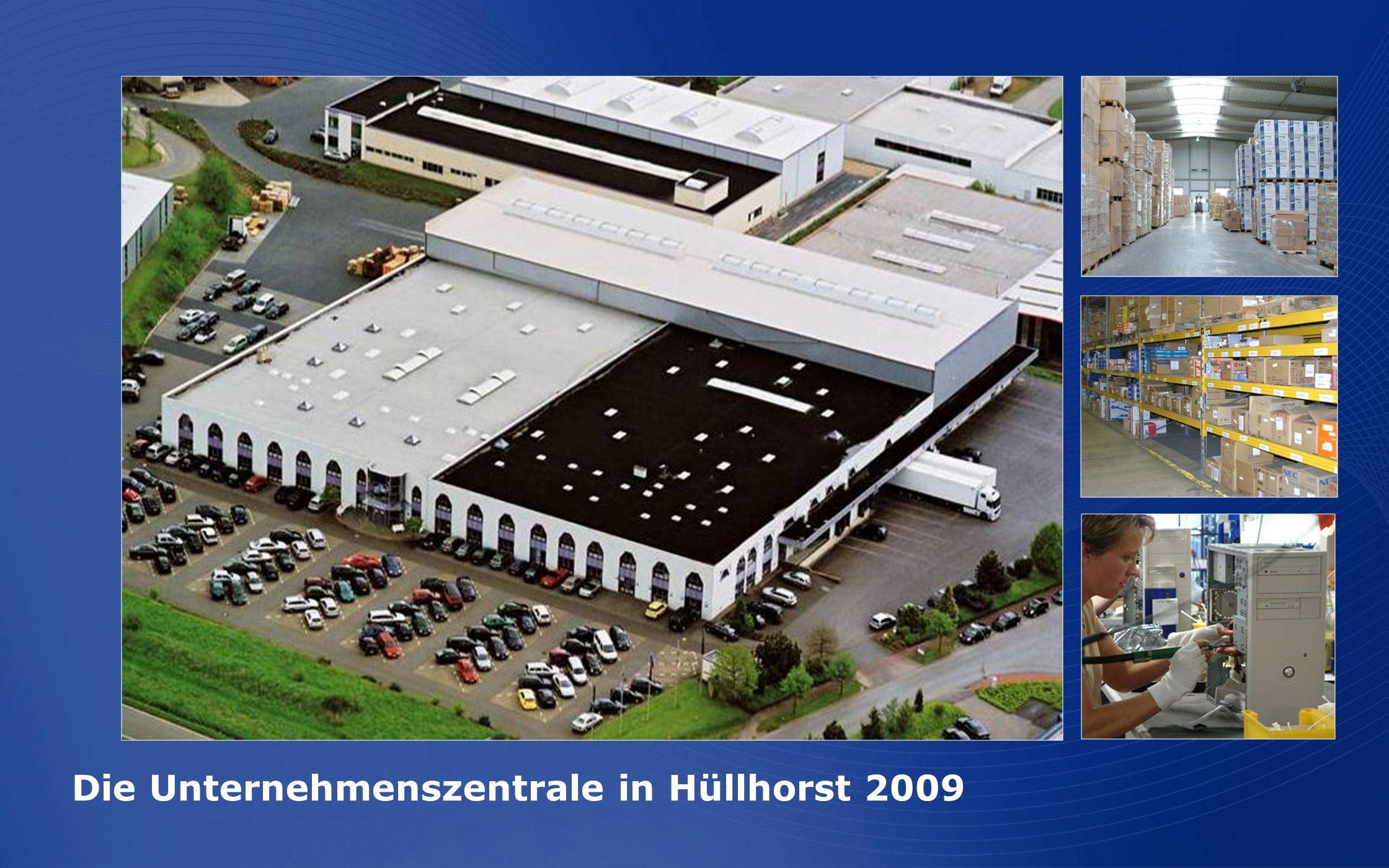 www.wortmann.de Die Unternehmenszentrale in Hüllhorst 2009