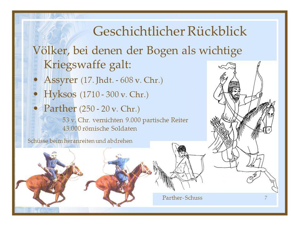 8 Skythen (7.Jhdt.v. Chr. - 400 n. Chr.) Meder (728 - 550 v.