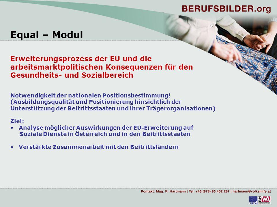 Entwicklungspartner Fin.Verantwortung:Volkshilfe Österreich EQUAL gem.