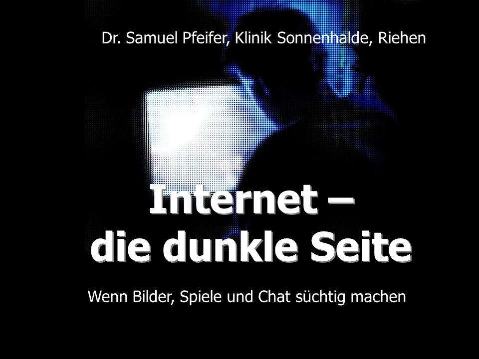 www.seminare-ps.net Internet – die dunkle Seite Dr.