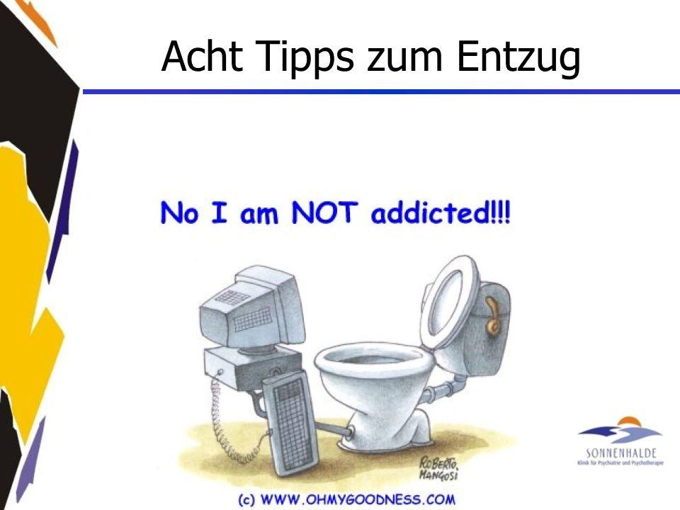 www.seminare-ps.net Acht Tipps zum Entzug