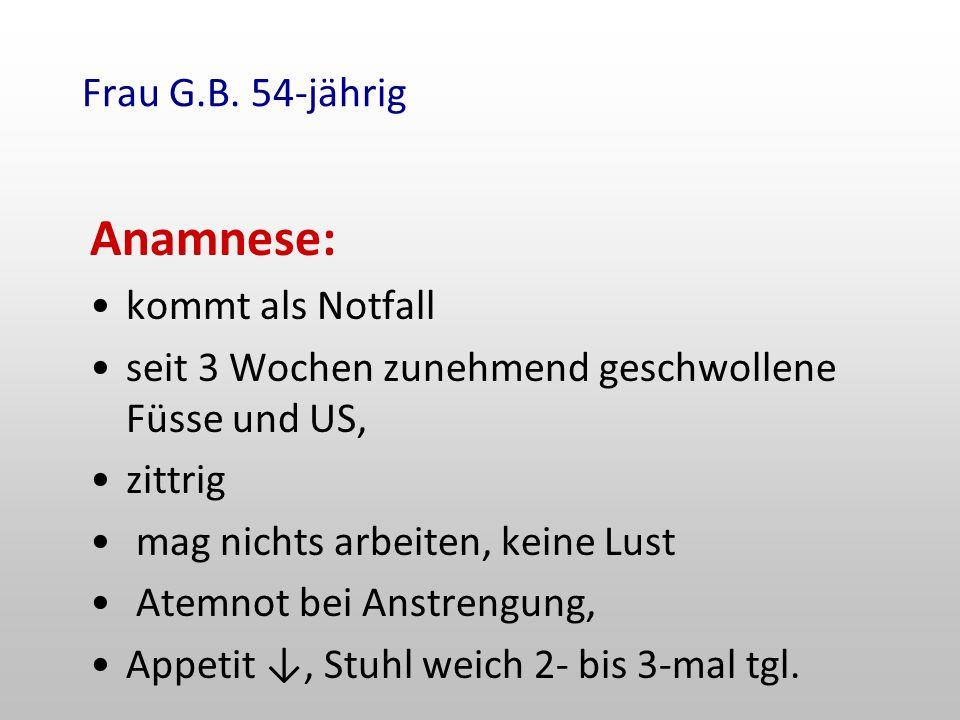 Frau G.B.