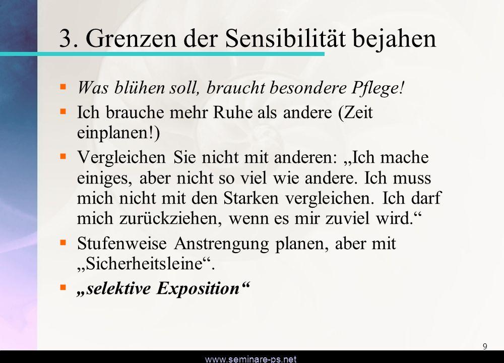 www.seminare-ps.net 9 3.