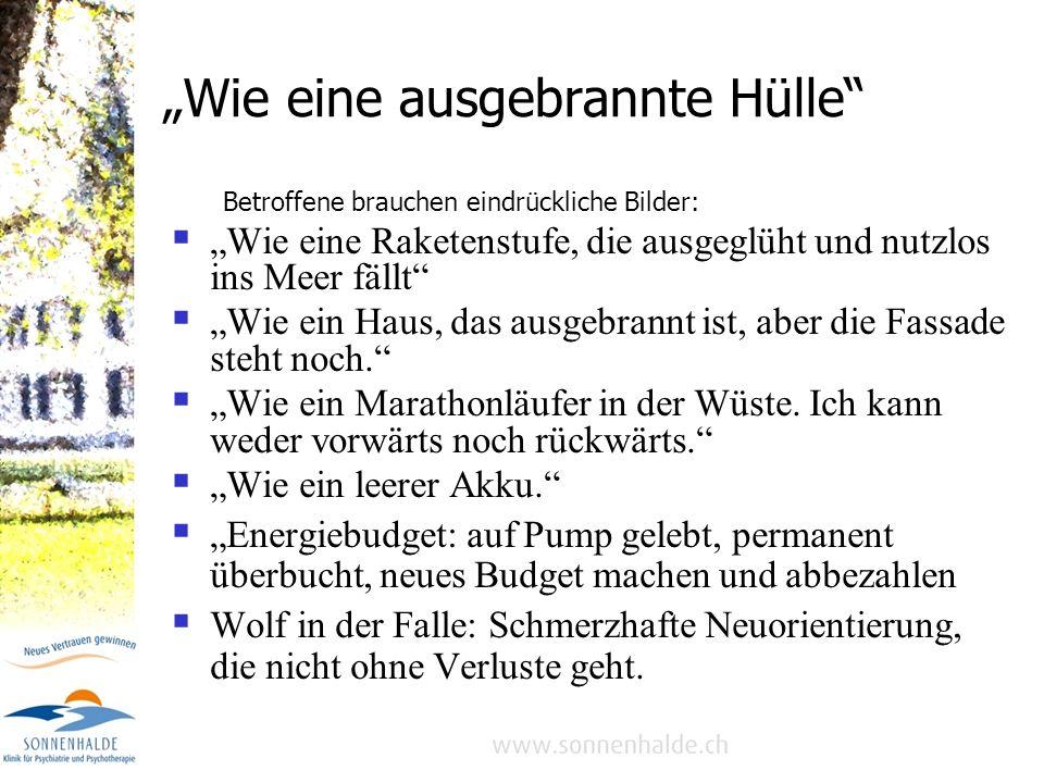 Verantwortung oder Überengagement? -- ein Beispiel Berner Realschullehrer Hanspeter Fiechter in einem Vorort von Bern. Im letzten Schuljahr hat er auf