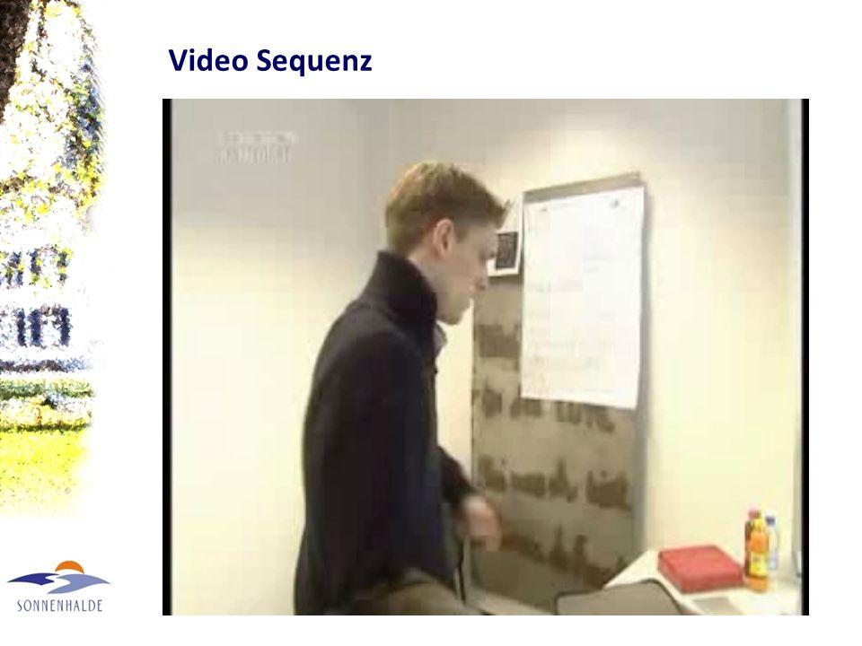 Video Sequenz
