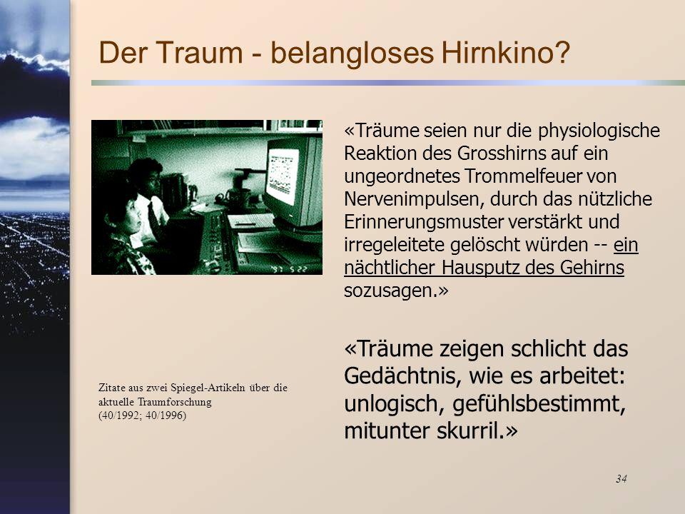 35 Klare Auslöser bei postraumatischer Belastungsstörung kann aber auch ohne traumatische Vorgeschichte auftreten.