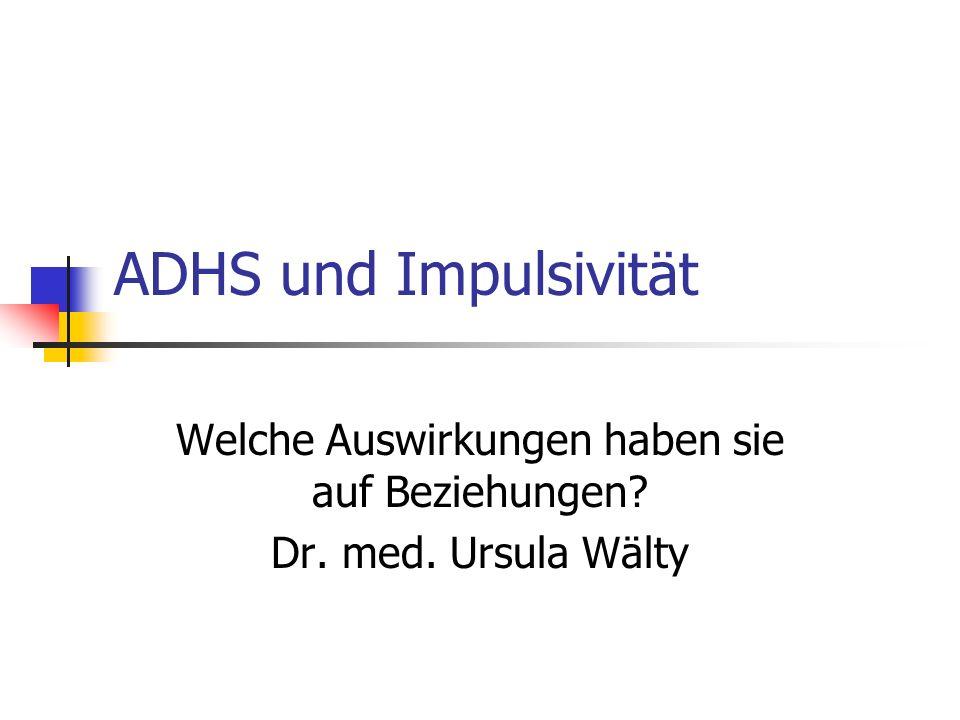 ADHS polarisiert.... Zwei Beispiele