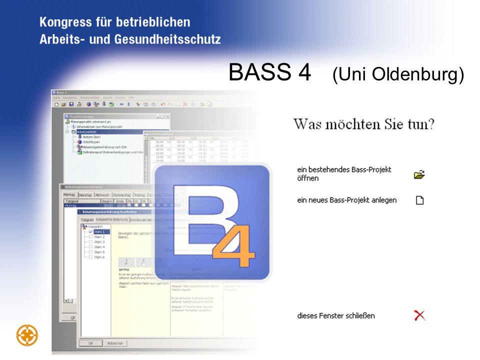 BASS 4 (Uni Oldenburg)
