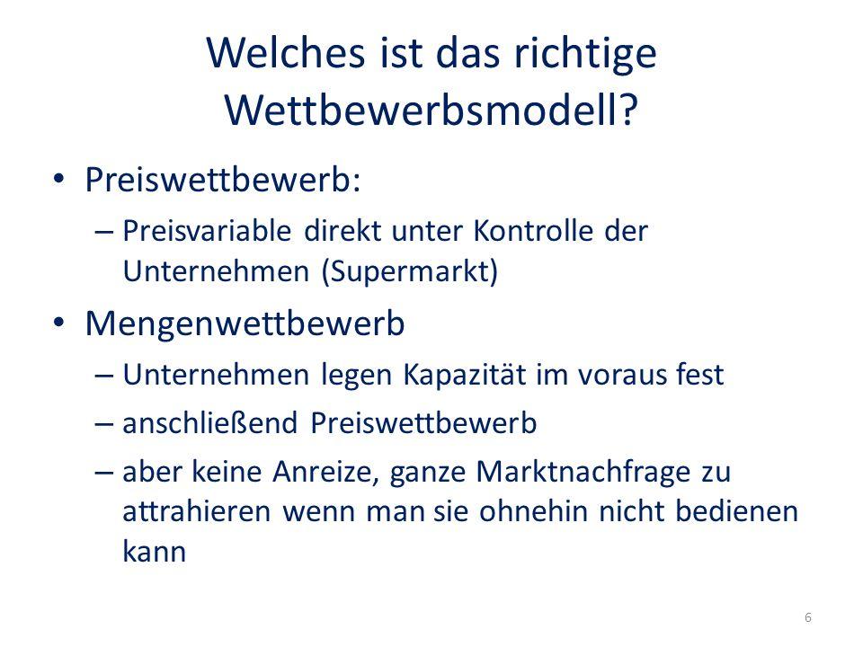 Themengebiete Marktgleichgewicht (Kap.2) Präferenzen (Kap.