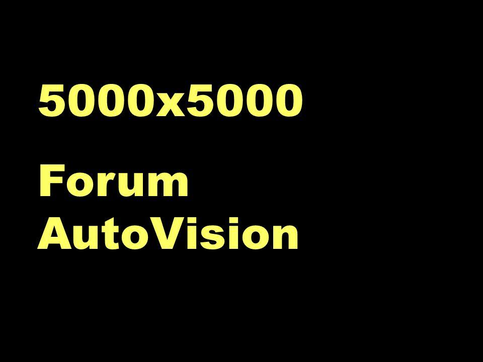 5000x5000 Forum AutoVision