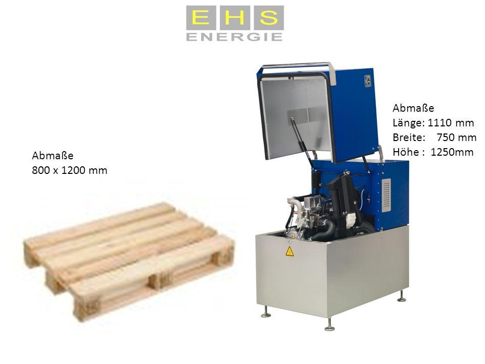 Abmaße 800 x 1200 mm Abmaße Länge: 1110 mm Breite: 750 mm Höhe : 1250mm