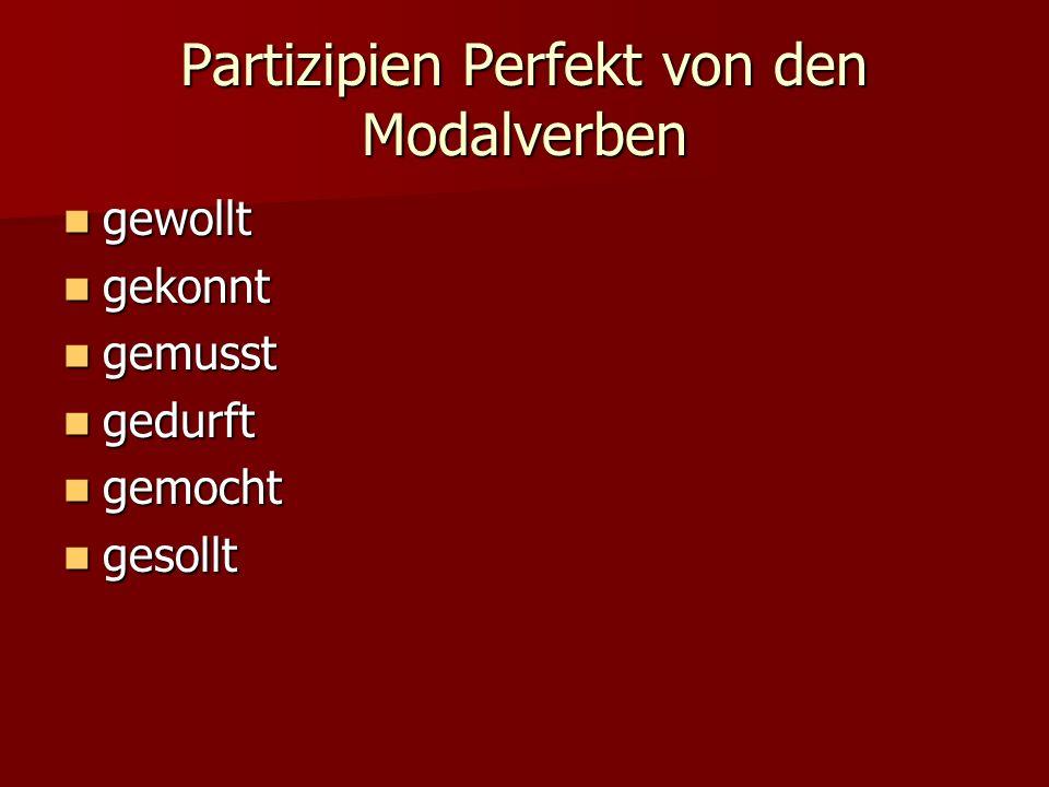 Past subjunctive – modals – double infinitive Er hätte bessere Antworten geben können.