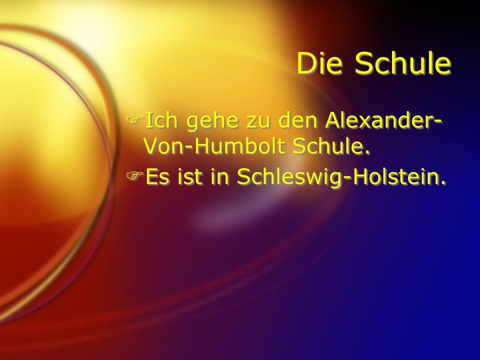 Meine Schulprojekt Alexander, Timothy Deutsch 1 Alexander, Timothy Deutsch 1