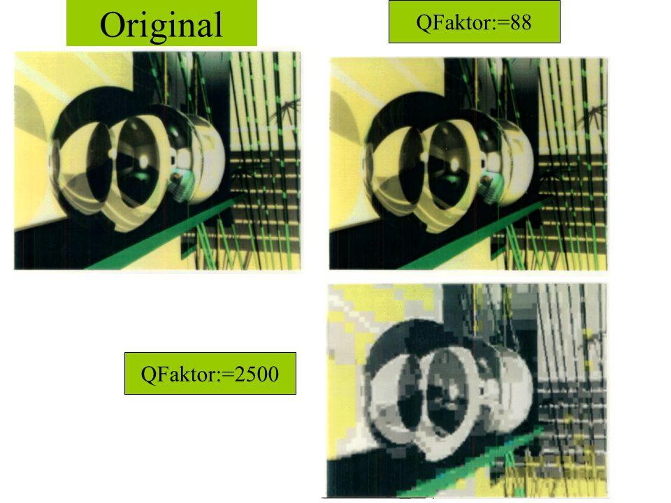 Original QFaktor:=2500 QFaktor:=88