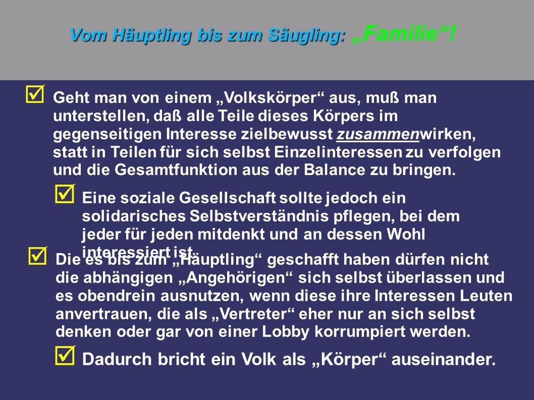 Das Teilmengen-Volk Statt ein Volk zu sein, dessen Bürger an einem Strang für das Gesamtwohl ziehen und ihre Interessen gegenseitig achten und fördern, sind die Deutschen zu einer 2/3 – 1/3-Gesellschaft degeneriert.
