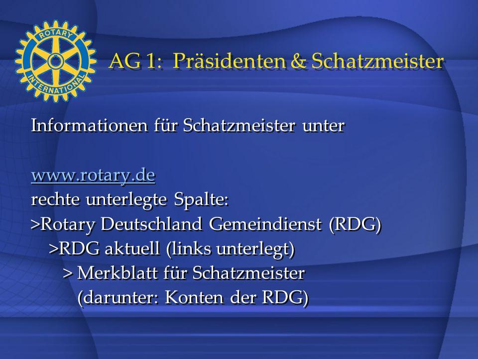 Länder und geographische Regionen Länder und geographische Regionen Distrikte Rotarier Rotaract Clubs Interact Clubs 212 Clubs 530 33,843 1,216,158 8232 12,684 (Statistik vom 10.