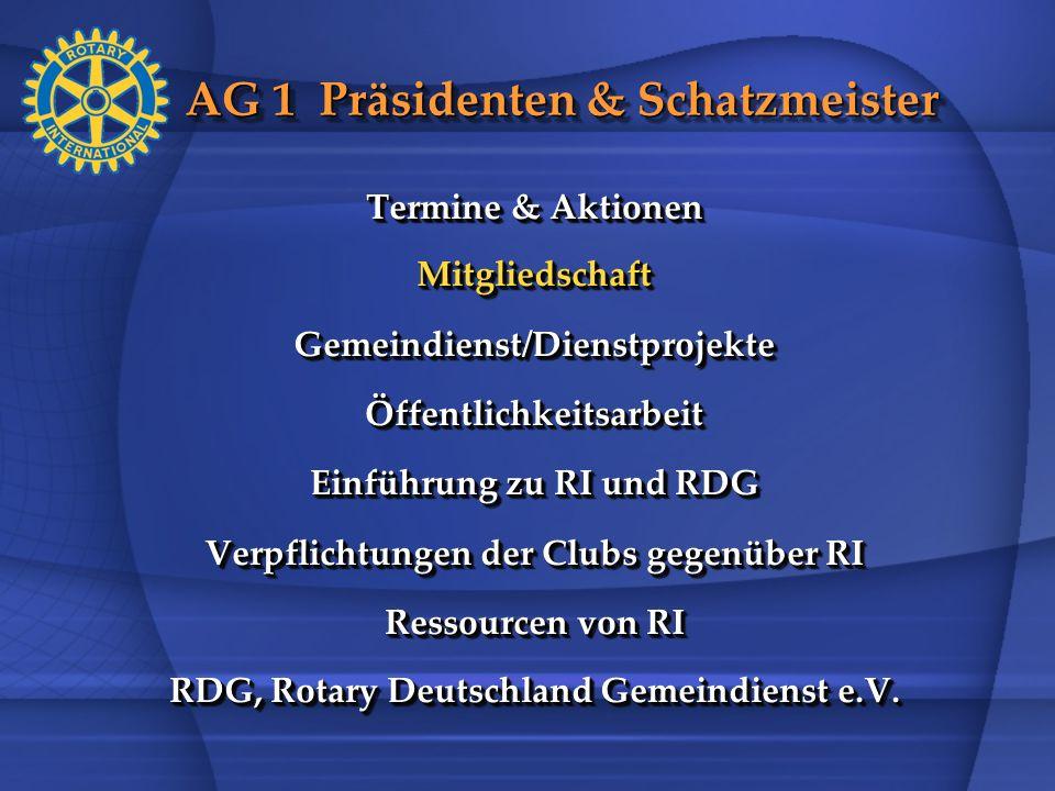 Mitgliedschaft Ansprechpartner zu Fragen der Mitgliedschaft und Mitgliederentwicklung Ansprechpartner zu Fragen der Mitgliedschaft und Mitgliederentwicklung AG 5 10:40 – 11:30 h AG 5 10:40 – 11:30 h PDG Udo Bieller (RC MA-Kurpfalz), PDG Udo Bieller (RC MA-Kurpfalz), email: udo.bieller@gmx.de Ansprechpartner email: udo.bieller@gmx.de Ansprechpartnerudo.bieller@gmx.de Ansprechpartner zu Fragen der Mitgliedschaft und Mitgliederentwicklung Ansprechpartner zu Fragen der Mitgliedschaft und Mitgliederentwicklung AG 5 10:40 – 11:30 h AG 5 10:40 – 11:30 h PDG Udo Bieller (RC MA-Kurpfalz), PDG Udo Bieller (RC MA-Kurpfalz), email: udo.bieller@gmx.de Ansprechpartner email: udo.bieller@gmx.de Ansprechpartnerudo.bieller@gmx.de
