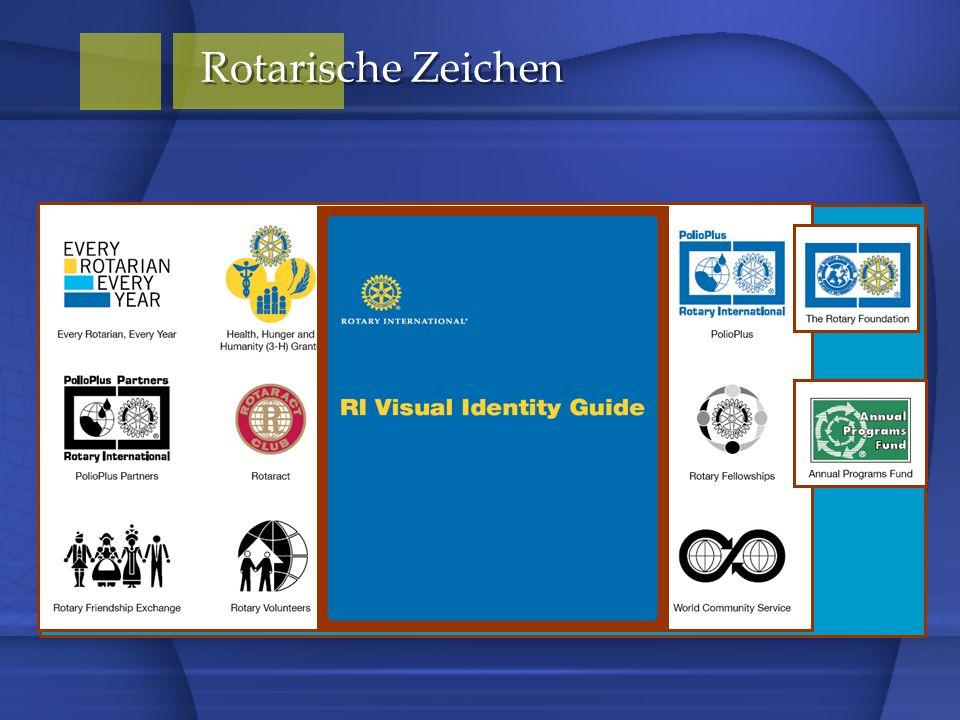Rotarische Zeichen