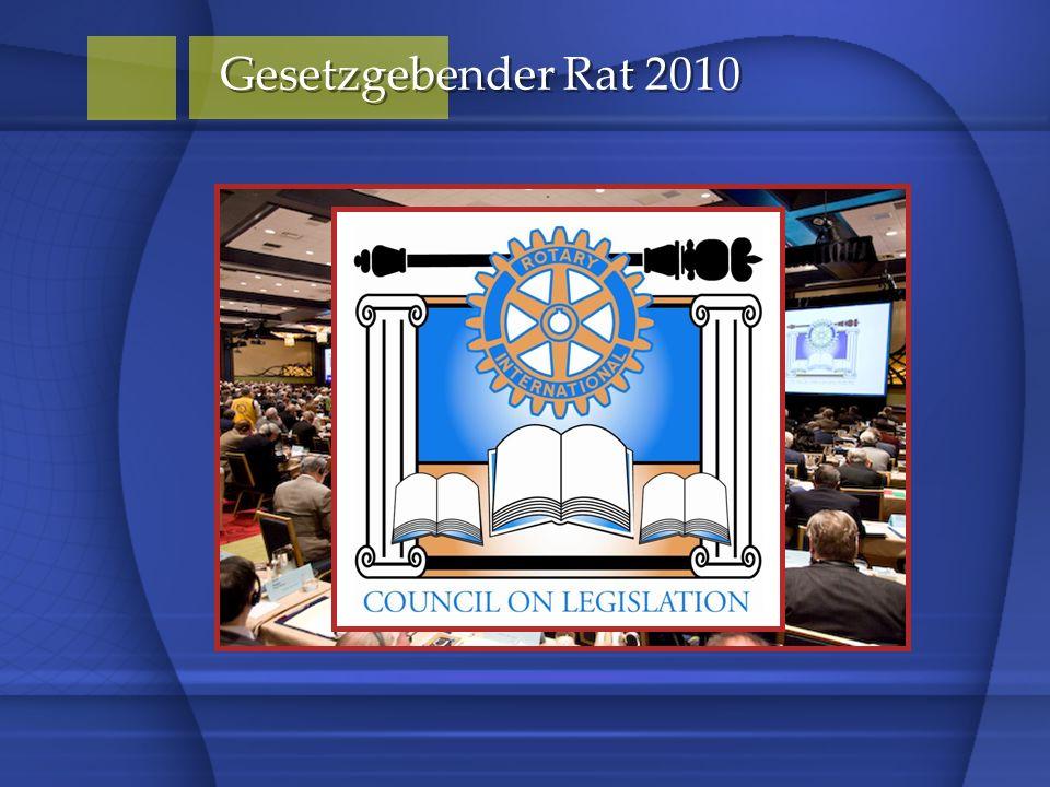Gesetzgebender Rat 2010