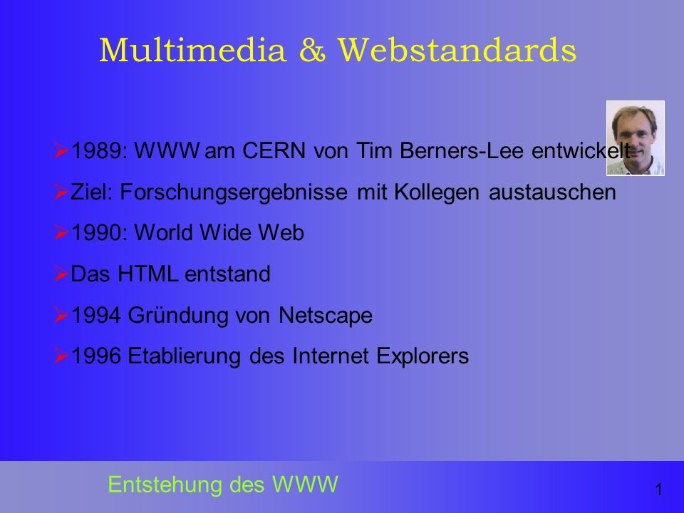 Multimedia & Webstandards 12 Cascading Style Sheets CSS <!-- H2 {color:green; text-transform:capitalize} P {font-style:italic} //--> CSS