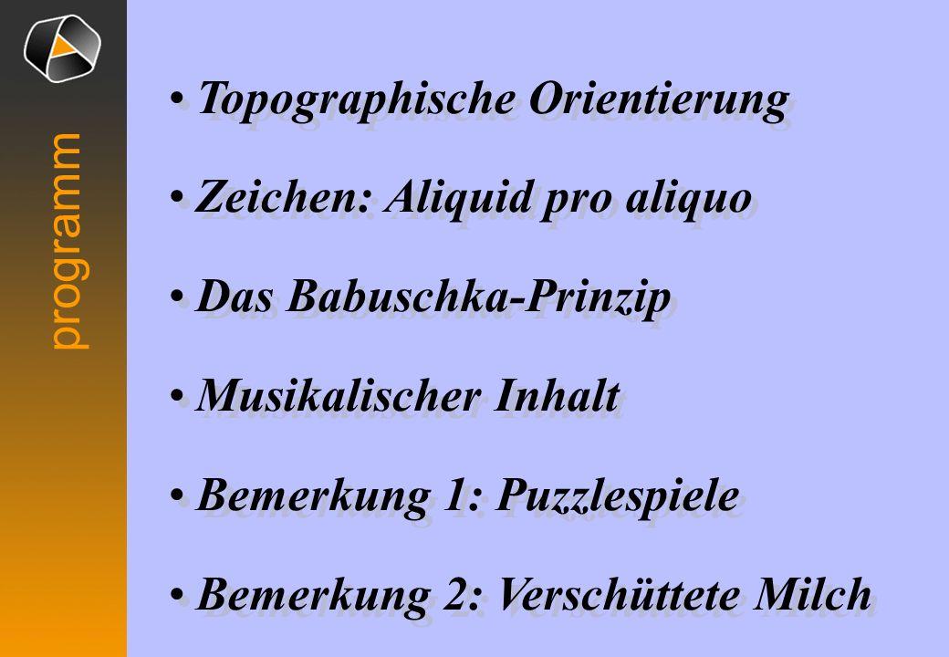 Guerino Mazzola U & ETH Zürich Internet Institute for Music Science guerino@mazzola.ch www.encyclospace.org Die Botschaft jenseits der Worte - Kommunikation in der Musik Die Botschaft jenseits der Worte - Kommunikation in der Musik