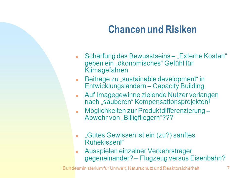 Bundesministerium für Umwelt, Naturschutz und Reaktorsicherheit8 Wie geht es weiter.