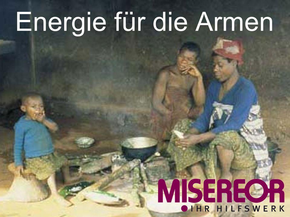 Energie für die Armen