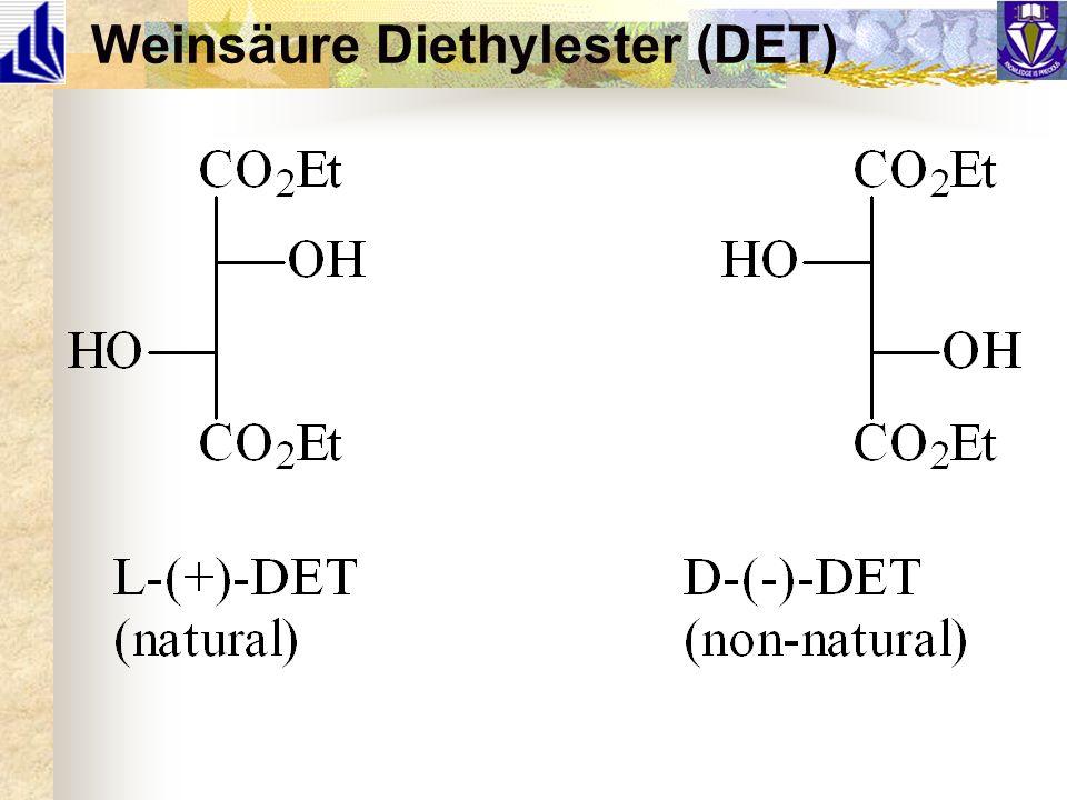 Weinsäure Diethylester (DET)