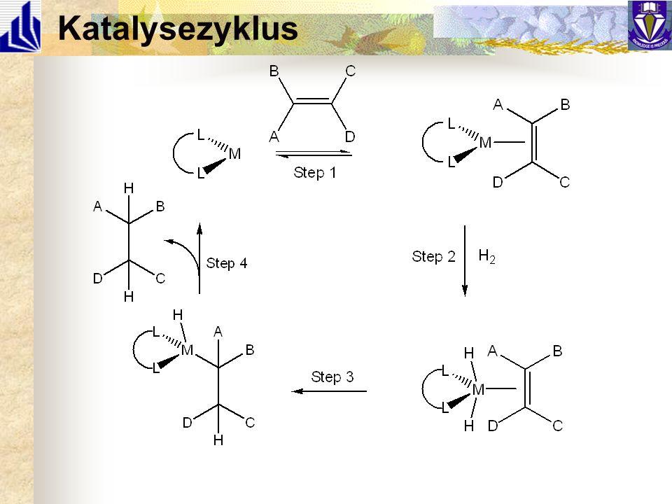 Verstärkung des C–3-Angriffs Elektronenziehende Gruppe an OH Chelatierung durch Ti(IV) Isopropoxid RC-3 : C-2 C 7 H 15 3.5 : 1 Cyclohexyl1.7 : 1 BnOCH 2 1 : 1 Bu t C-2 allein 2