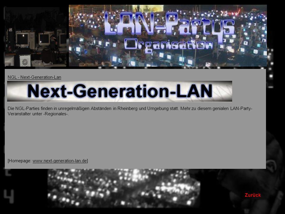 Zurück LTR - Leavin the Reality Die LTR - Part 5 wurde letztes Jahr zur LAN-Party des Jahres gewählt.
