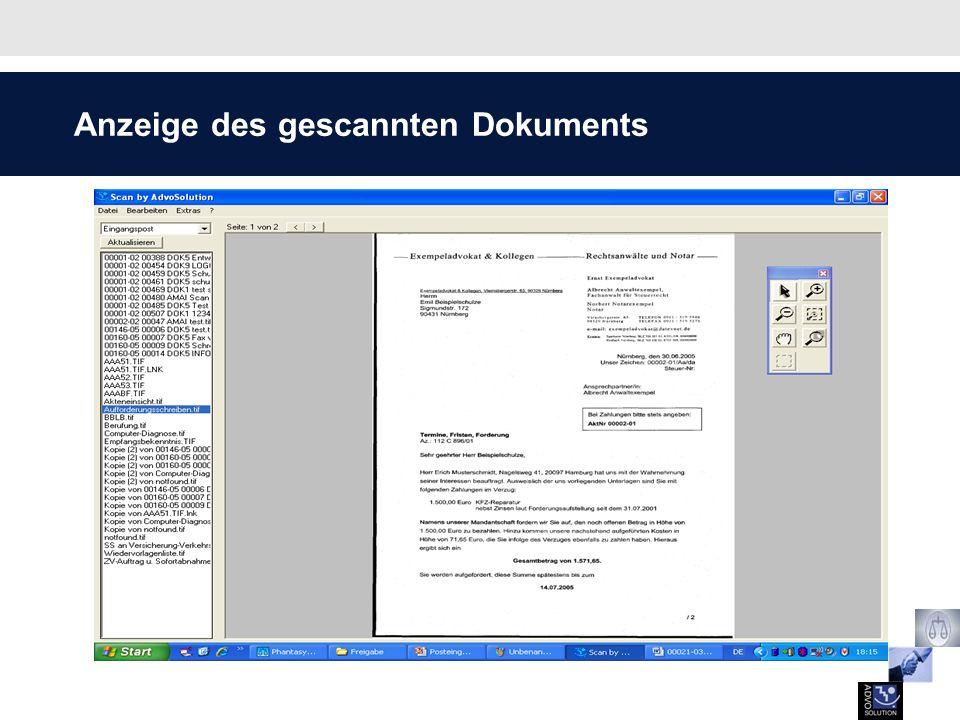 Zusammenführen mehrerer Seiten Durch einen Tastendruck können einzelne Seiten zu einem mehrseitigen Dokument verbunden werden