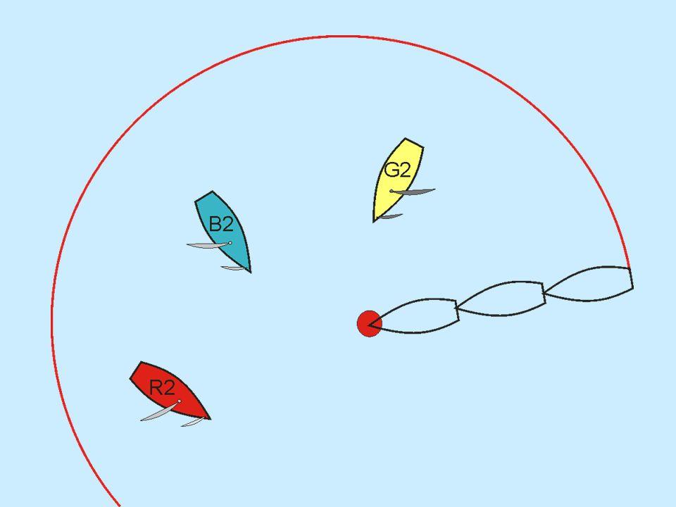 Auf welchem Bug segelten die Boote.