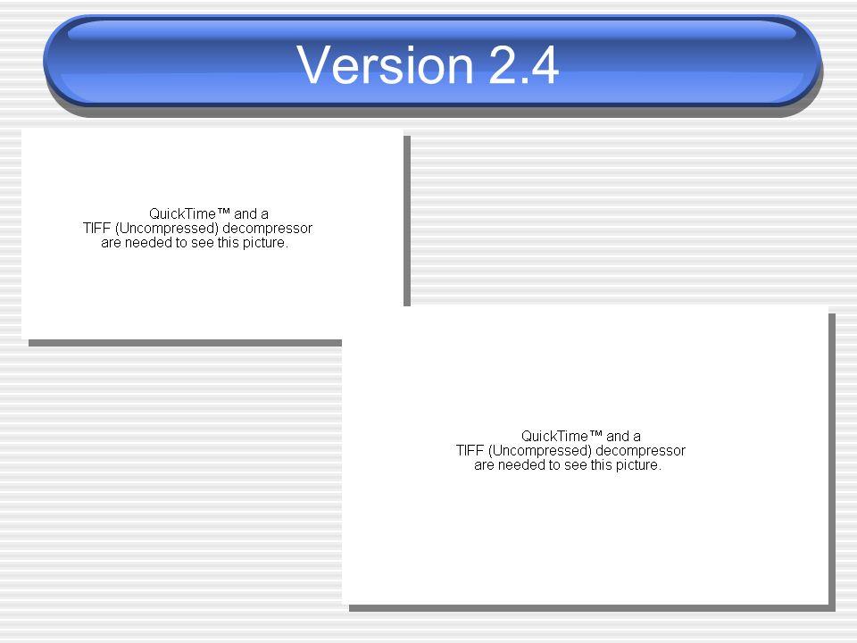 Version 2.4