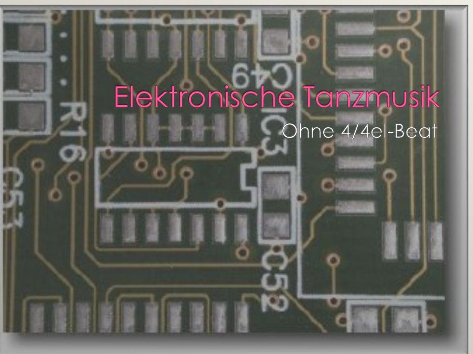 Electro: -> Immernoch 130bpm -> Elektronischere Instrumente (Piano raus…) -> Vocoder auf Vocals -> Trance: -> 140bpm -> Vocals gepitched -> Beats Großteils straight (BD 4 on the floor, Clap auf 2 & 4, HiHat auf off-Beat) -> synthetischere Instrumente (& Effekte, wie Phaser, Flanger & Delays) -> Mehr Flächen (Pads)
