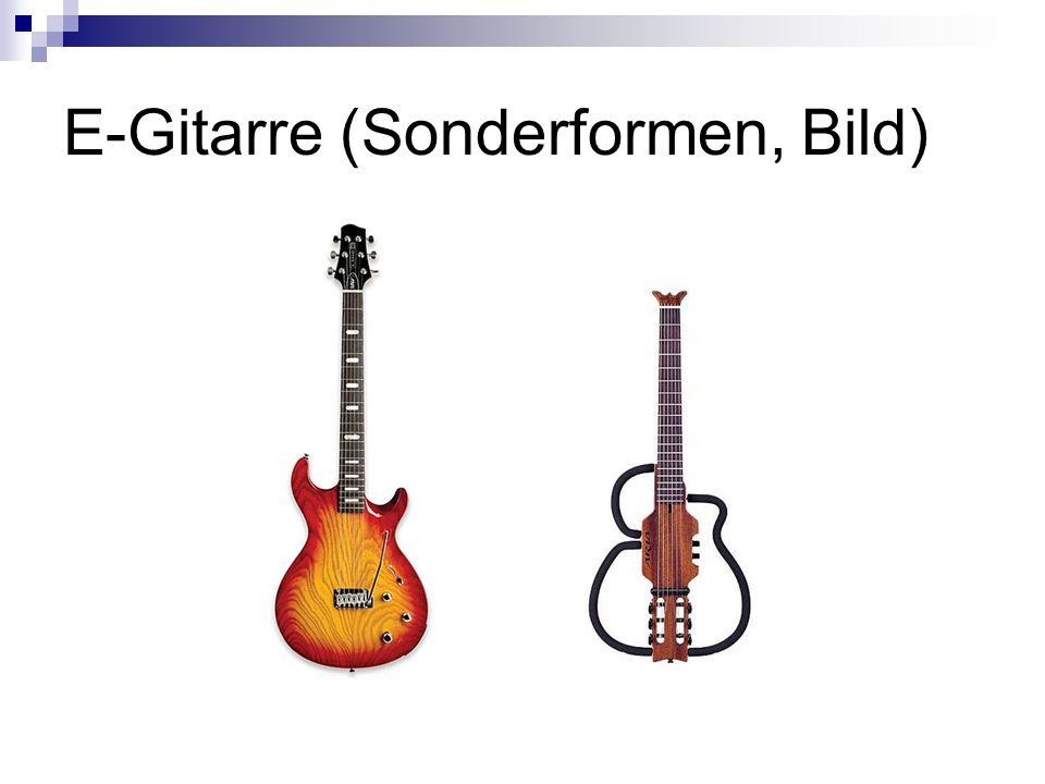 E-Gitarre (Sonderformen, Bild)