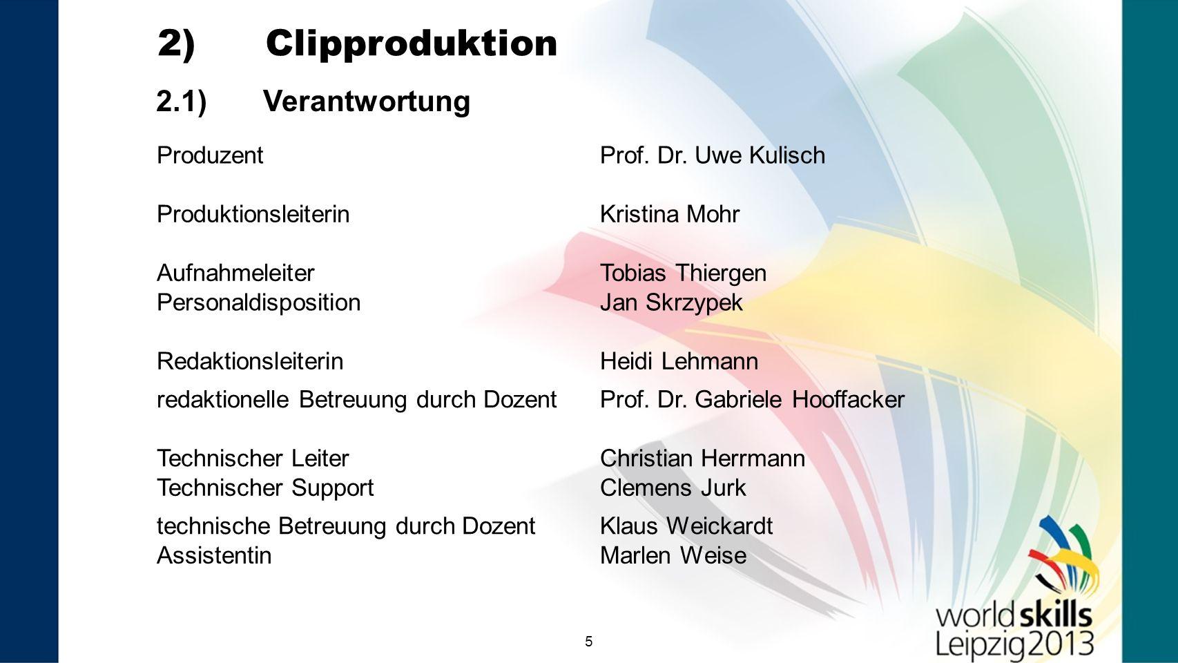 55 2.1) Verantwortung ProduzentProf.Dr.