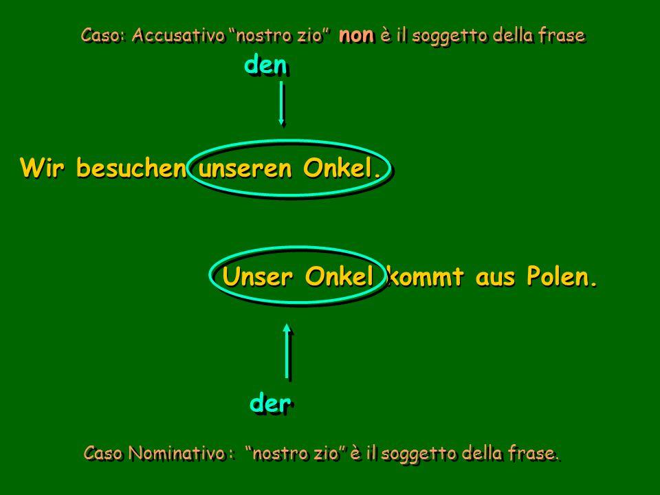 Der Relativsatz La frase relativa solitamente descrive più dettagliatamente o si riferisce specificamente un sostantivo e viene introdotta dal pronome