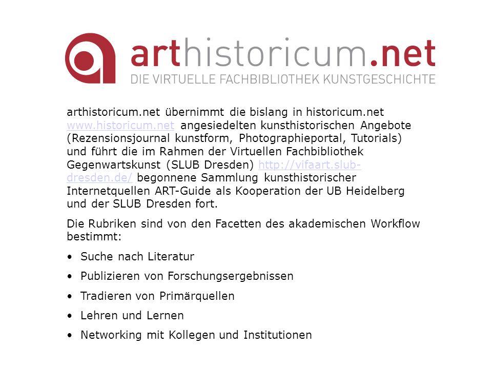 Suche nach Literatur: KVK-basierte internationale Suchmaschine Virtueller Katalog Kunstgeschichte (VKK) (weit über 4 Mio.