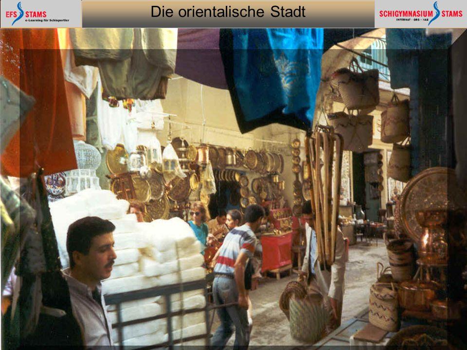 Die orientalische Stadt he (c) Orientalische Streifzüge 12