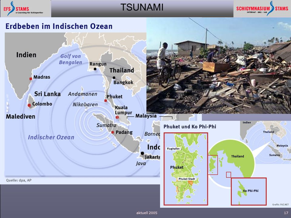 TSUNAMI aktuell 200517
