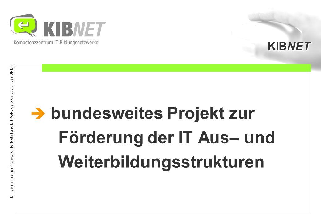 Ein gemeinsames Projekt von IG Metall und BITKOM, gefördert durch das BMBF. frauen@it