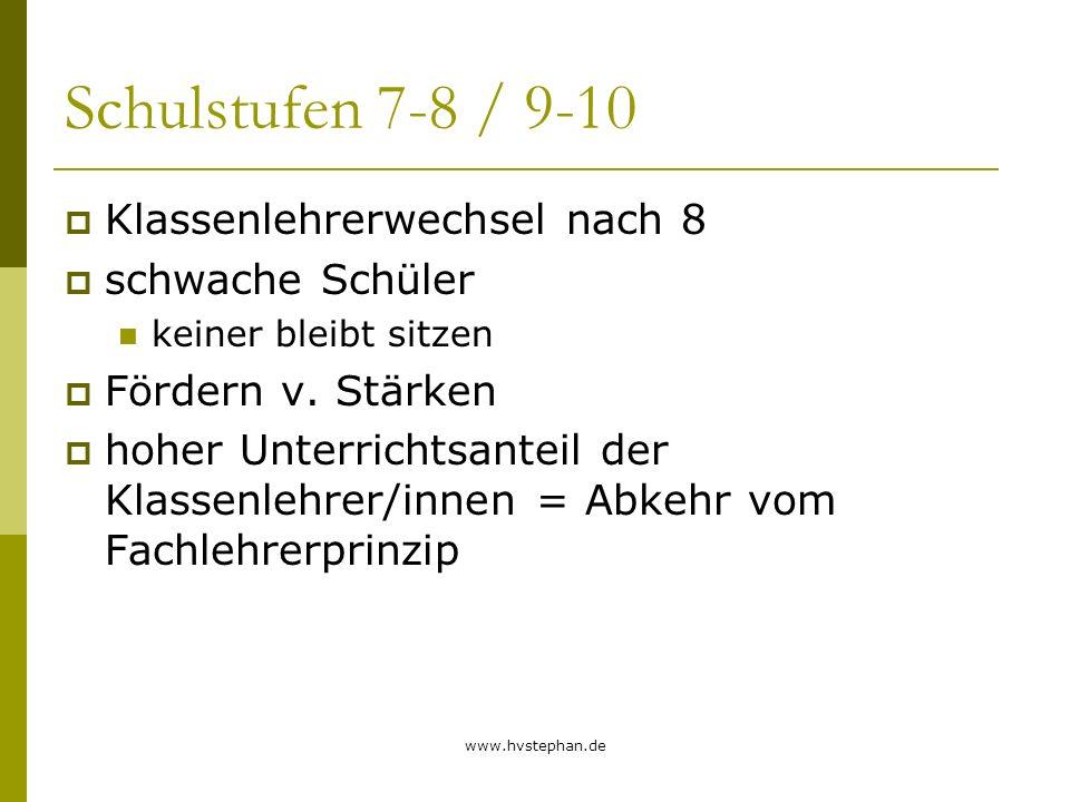 www.hvstephan.de DEUTSCH - Mathe = 2L.