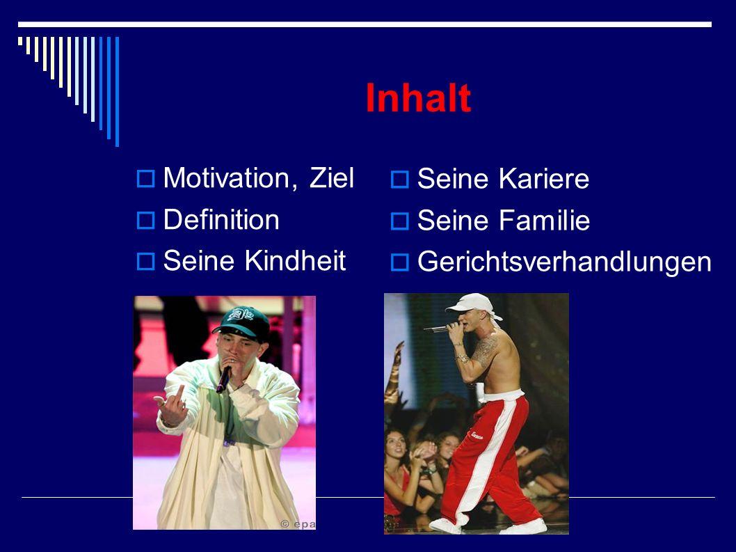 Wer ist eigentlich Eminem? Daša Cizerl, 4.d