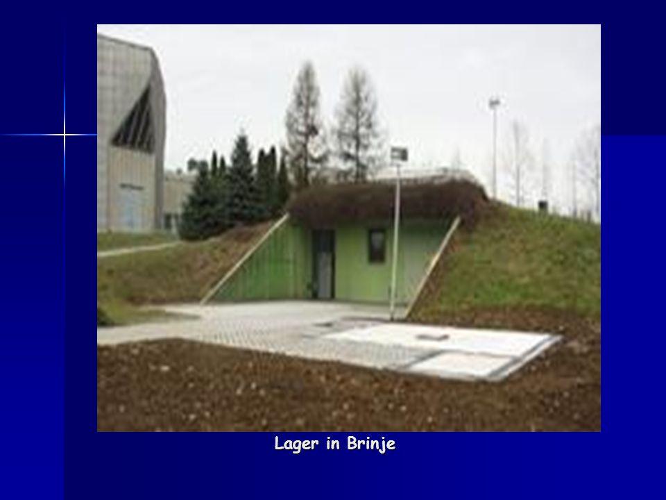 Lager in Brinje