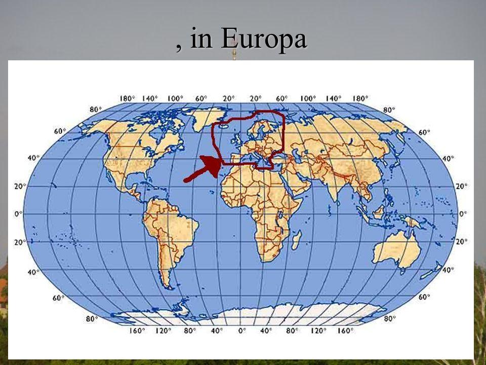 , in Europa