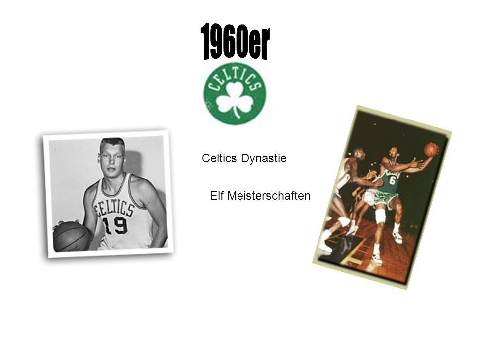Celtics Dynastie Elf Meisterschaften